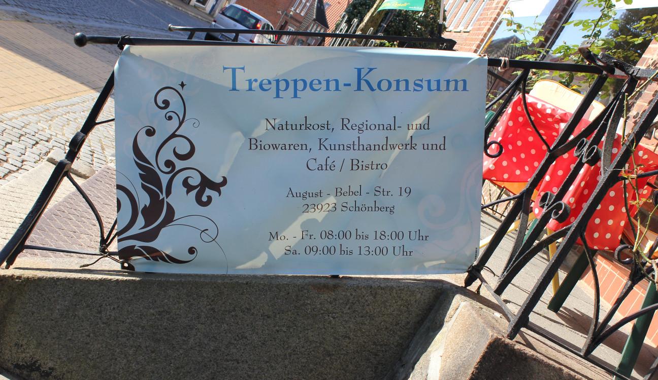 Eingang-Banner